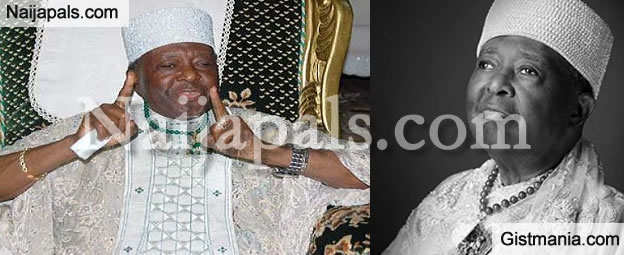 Confusion In Ile Ife As Palace Chiefs Debunk Ooni Of Ife Death Rumour