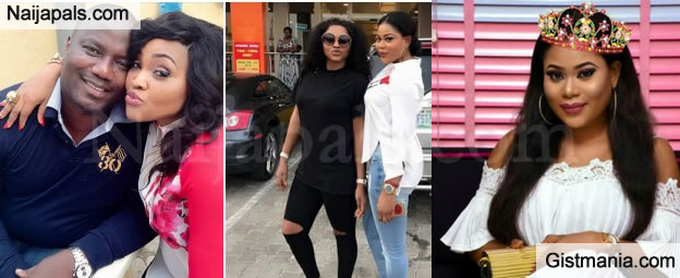 Photo of The Light Skinned Woman, Opemititi That Crashed Mercy Aigbe's Perfect Marriage