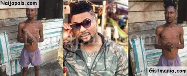 Former Oritsefemi's Label Mate, Chi Junglist Critically Ill With An Unknown Ailment (Photos)