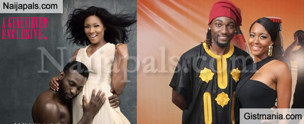 Nigerians Come In Defence Of Osas Ighodaro After Husband, Gbenro Attacked Her Online