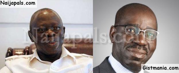 #APCSuspendsOshiomole: APC Suspends National Chairman, Adams Oshiomole In Edo State