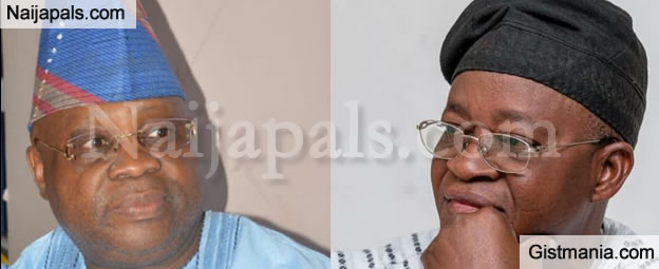 It's Highly Ridiculous Contesting Election With 'Dancer' - Oyetola Mocks Adeleke