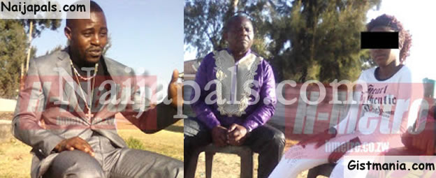 Pastor Defiles And Dumps Female Church Member After She Got Pregnant (Photos)