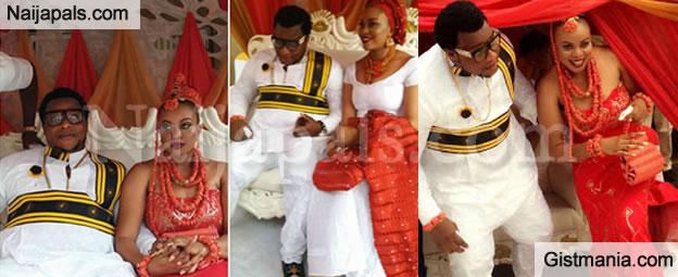 Photos: Popular Port Harcourt Pastor, Apostle Ernest Agortey Marries Third Wife