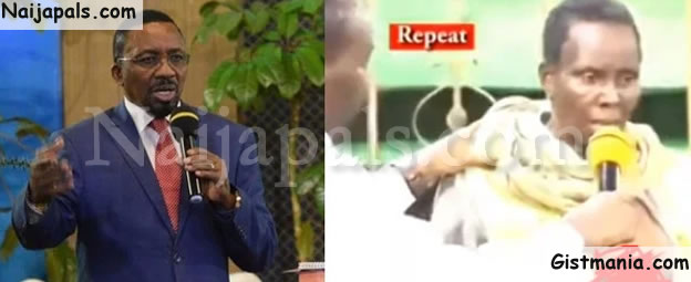 Pastor Punished For Exposing Woman's Br3ast During Deliverance On Live TV