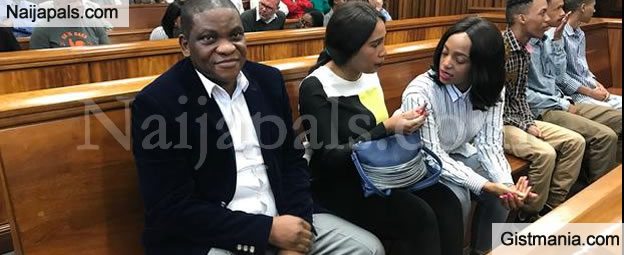 Trial Of Nigerian Pastor, Omotosho In SA Continues As Lady Testify To Being Assaulted By Him