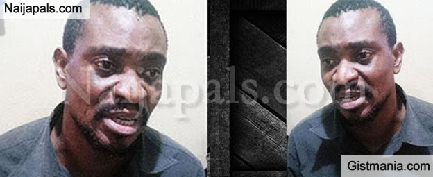Policeman Who Doubles As Pastor Arrested For Robbery Makes Shocking Revelation
