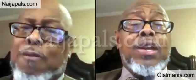 "VIDEO: Pastor Wilson Reacts To The ""Pastor Wilson Video"" Of Him Eating Female Church Member"