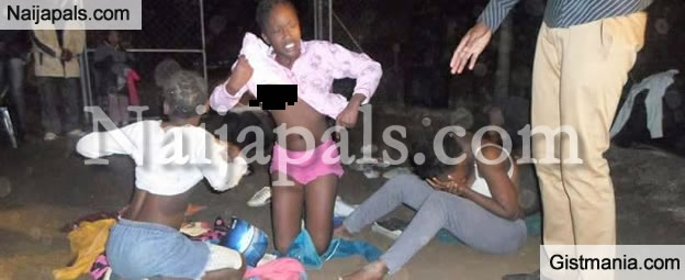 Divine Semen: Pastors Trick Female Members Of His Church Into Performing Aborminable Acts