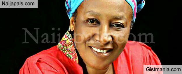 Patience Ozokwor Turns Born-Again Christian Says Trousers & Makeup Can Take Ladies To Hell