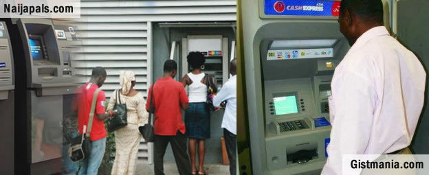 Check Out New Tactics Robbers Use To Rob ATM Users As Narrated By The Nigerian Police Force