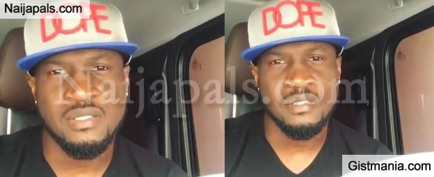 Peter Okoye Threatens His Brother Paul's Team With Lawsuit for Using His Image
