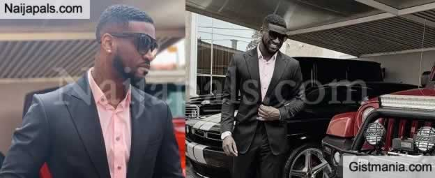 I Am Becoming The Person I Should Have Been A Long Time Ago – Peter Okoye Reveals
