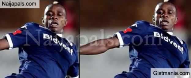 Terrible! Burundi Player Slumps And Dies On The Pitch Before AFCON Match Against Nigeria