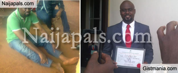 Remember The Politician Caught With Many PVCs During Elections? Well, He Won!