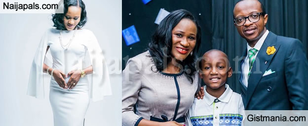 Tuface Baby Mama, Sunmbo Adeoye Expecting The First Child With Her Pastor Husband - Photos