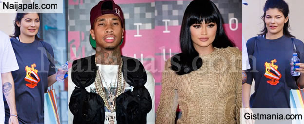 Hell Nah That's My Kid'- Tyga Reacts To Ex, Kylie Jenner's Pregnancy News