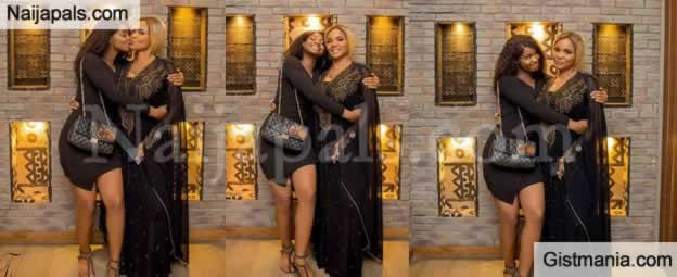 Actress, Iyabo Ojo Shares Adorable Photos With Her 18-Year-Old Daughter, Prisy