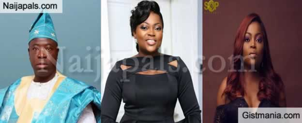 Funke Akindele Must Marry A Gateman Before She Can Have A Child – Prophet, Olagoroye Faleyimu says