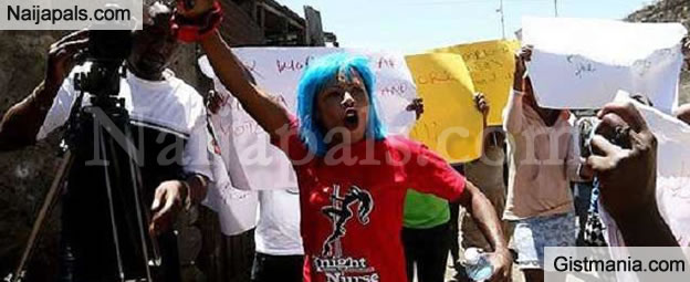 Kenya Prostitutes Protest Ritual Killings By Clients - Photo