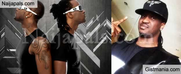 VIDEO: Peter's Family Was Responsible For Our Breakup, Not Music - Paul Okoye Blasts Brother, Peter