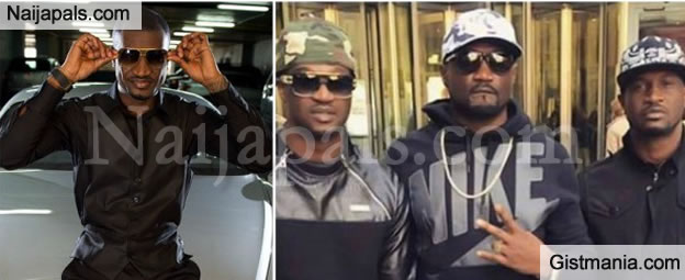 'I'm The Only Rich & Established Up Coming Artiste' Says Psquare's Peter Okoye As He Reacts To Viral Video