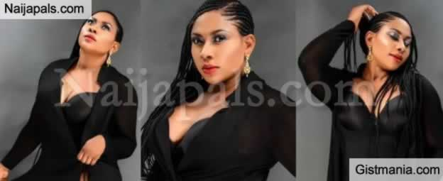 No Woman Can Snatch My Man Away From Me - Upcoming Actress, Queeneth Agbor
