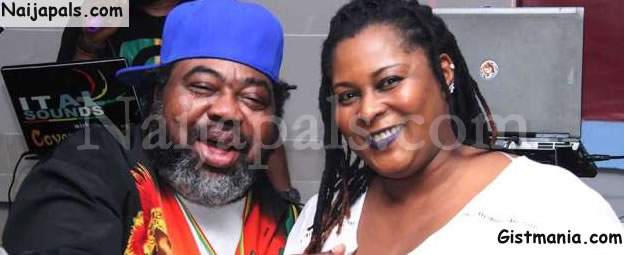 OMG! Ras Kimono's Wife, Efemma Okedi Dies Exactly Three Months After His Death