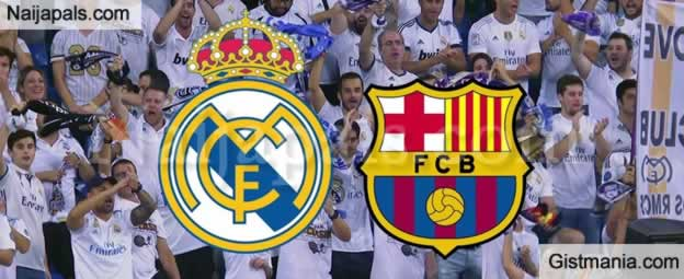Catalan Independence! Barcelona's Home Game Against Real Madrid Could Be Played At Bernabeu