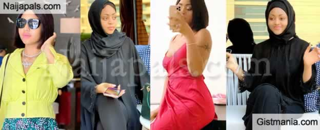 Billionaire's Wife, Regina Daniels Is Living Her Best Life In Dubai With Ned Nwoko