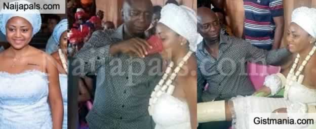 Photos Of Regina Daniels Wedding To Ned Nwoko In Delta State Today