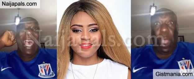 Actor, Charles Awurum Warns Regina Daniels About Sleeping With Another Man After Marriage Rituals