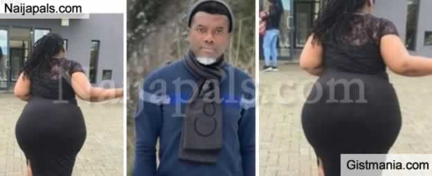 Reno Omokri Rejects Advances From Woman With Massive Backside (Photos)