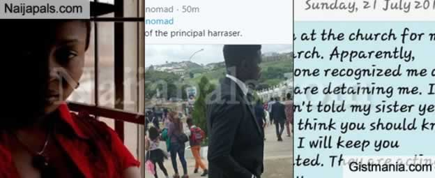 Punch Reporter Allegedly Ambushed And Held Hostage In COZA