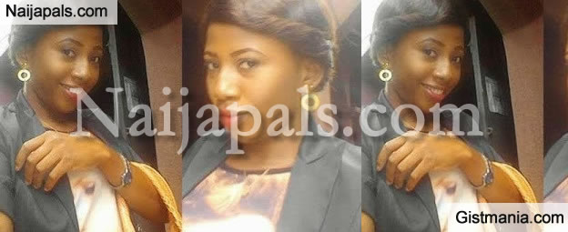 Ritualists Murder 24 Years Old Accountant, Oluchi Okere In Port Harcourt, Harvests Her Organs