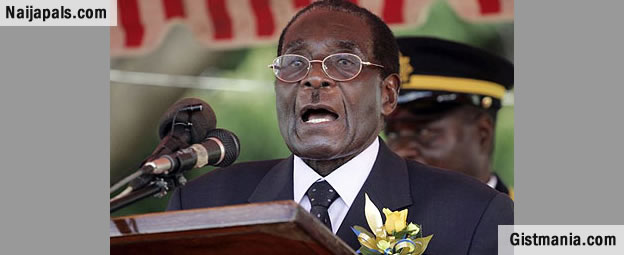 Mugabe Orders The Arrest Of All Zimbabwean Olympic Team For Poor Performance In RIO