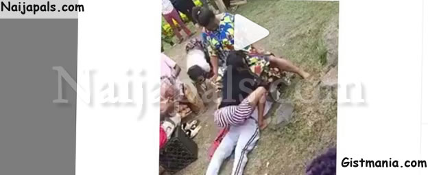Community Where Sisters-In-Law Twerk On Husband-To-Be Of Sister, If He Gets Aroused... (Video)