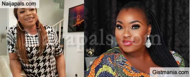 Ronke Odusanya Exposed Backbiting Kemi Afolabi After Liking a Post From Her Rival