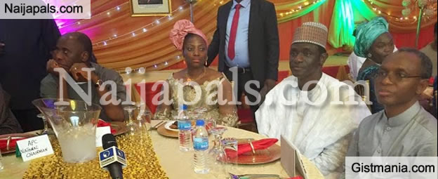 "Photos From ""The Nemesis Of jesus Of Otuoke"", Governor Rotimi Amaechi's 50th Birthday Celebrations"
