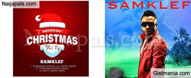 Enjoy Samklef's New Music Video This Yuletide Season - Nutty Santa - Oyoyo