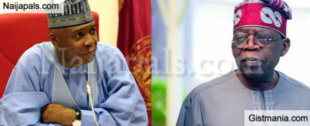 """You Are Careless, Irresponsible, Callous"" - Saraki Fires Back At Bola Tinubu"