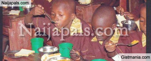 YAY! Buhari Set To Provide Free School Meals For Students In Nigeria