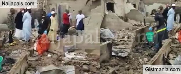 OH NO! Over 25 Children Roasted To Death As Islamic School Was Razed By Fire