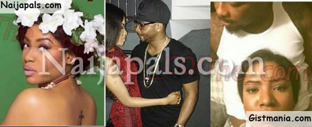 Sean Tizzle's London Based Girlfriend Exposes Him After Denying Her In Public