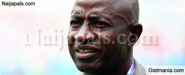 Segun Odegbami Is Contesting To Become The Next FIFA President - BBC