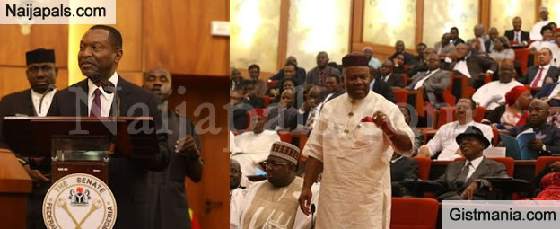 Why We Rejected A 82 Years Old Man That Was Nominated To Be An Ambassador - Senate
