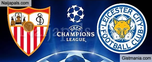 Sevilla Vs Leicester City -22/02/2017