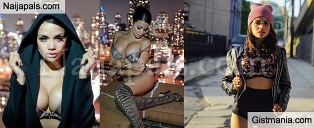 Photos Of Samantha Sepulveda, A Full-time New York Police That Also Works As A Model