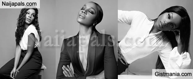 Seyi Shay Is Almost Unrecognizable In New Photos