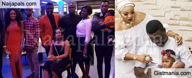 Lovely Photos From Seyilaw's 6th Wedding Anniversary Dinner At Eko Hotels Lagos